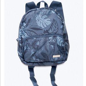 VS PINK Tropical Floral Mini Backpack